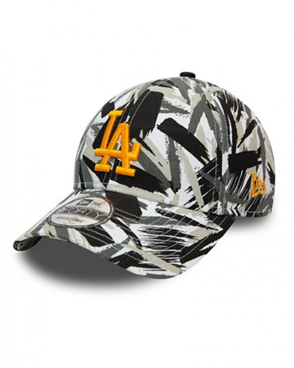 NEW ERA 9FORTY Los Angeles Dodgers Camo White