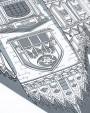 DOLLY NOIRE Bench Duomo Rovesciato White Grey Tee