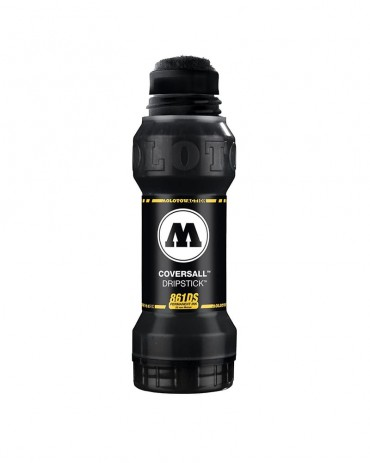 MOLOTOW - Dripstick 861DS Coversall Black Marker 25mm