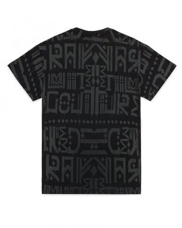 INKOVER Maya T1 Tshirt Black