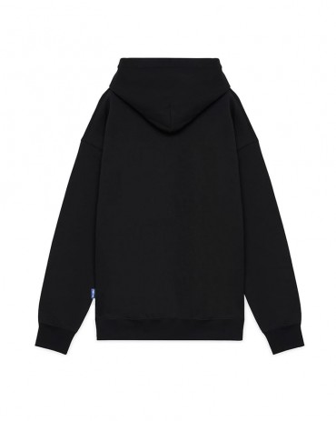 USUAL About Hoodie Black