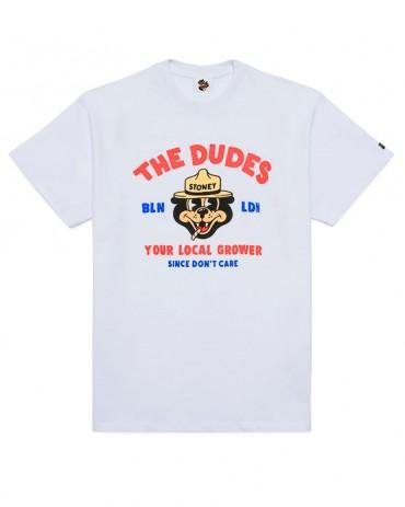 THE DUDES Big Stoney White Tee