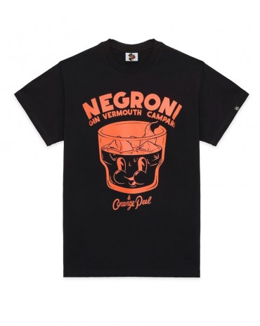 THE DUDES Negroni Black Tee