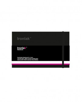 Ironlak Artist Blackbook A5