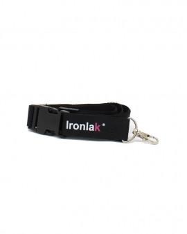 Ironlak - Cordino portachiavi