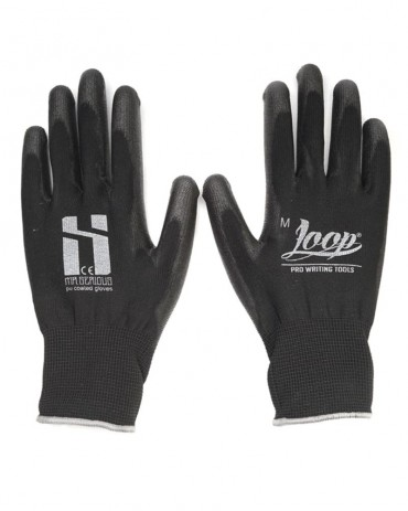 MR. SERIOUS x LOOPCOLORS PU COATED GLOVES