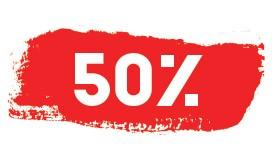 Sconto 50