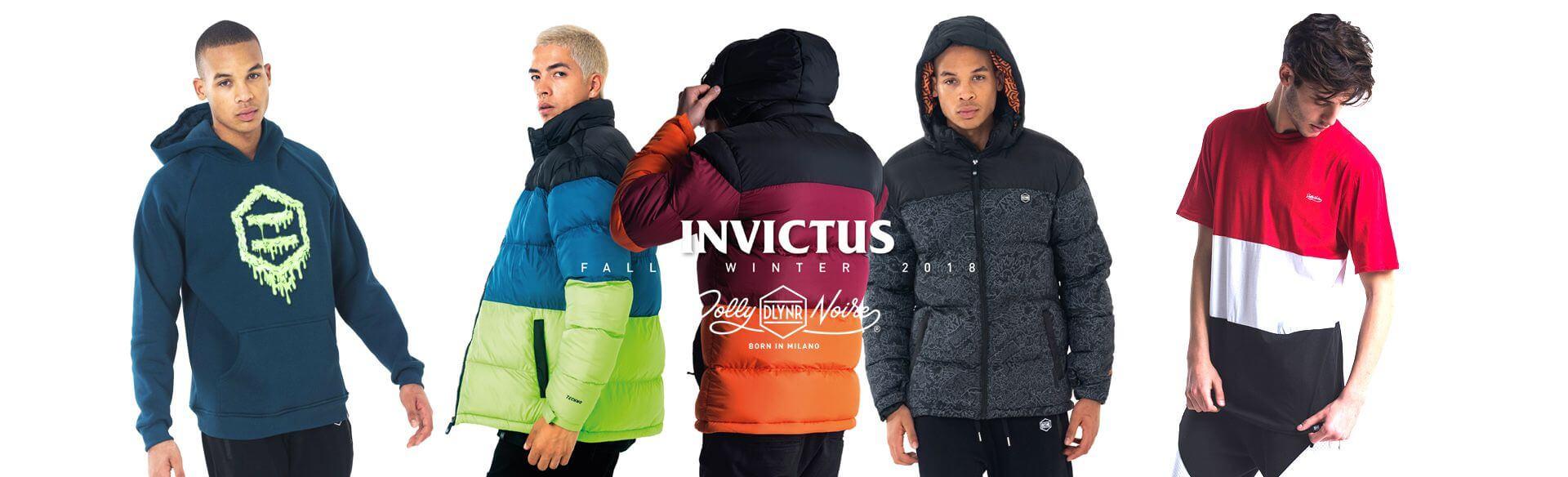 Fall Winter Invictus